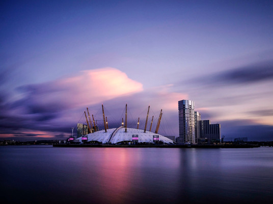 The Millenium Dome, London