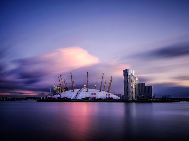 The Millenium Dome, London