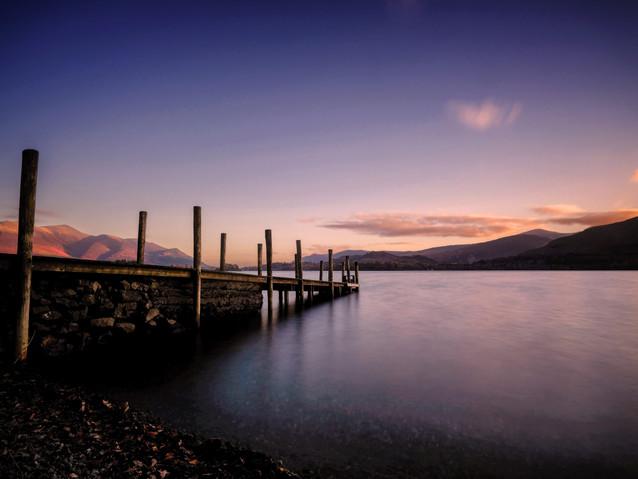 Lake District Jetty