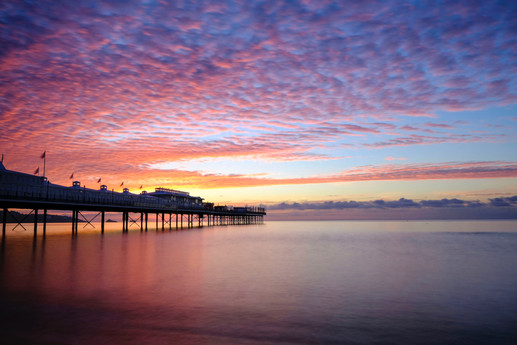 Pink in Paignton
