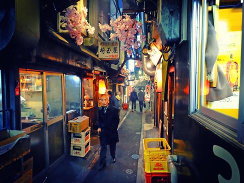Omoide Lane, Tokyo