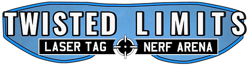 Twisted Limits Laser Tag & Nerf Arena Logo