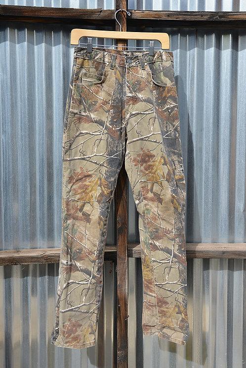 Wrangler Camo Jeans 30Wx34L