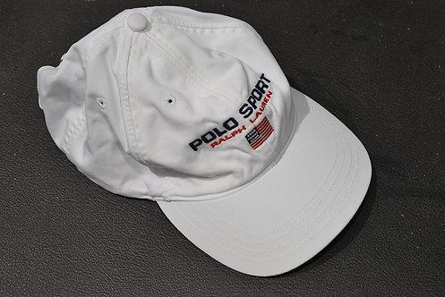 Polo Hat White