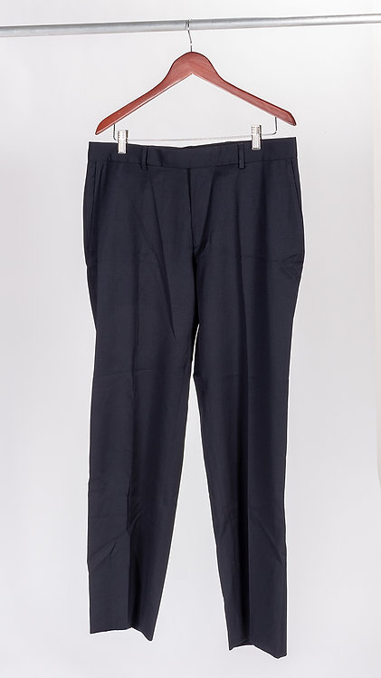 Hugo Boss Navy Dress Pants