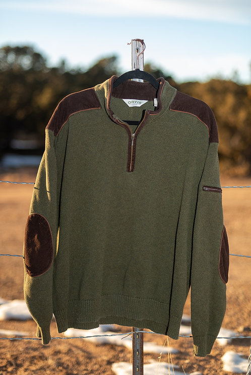ORVIS PULLOVER