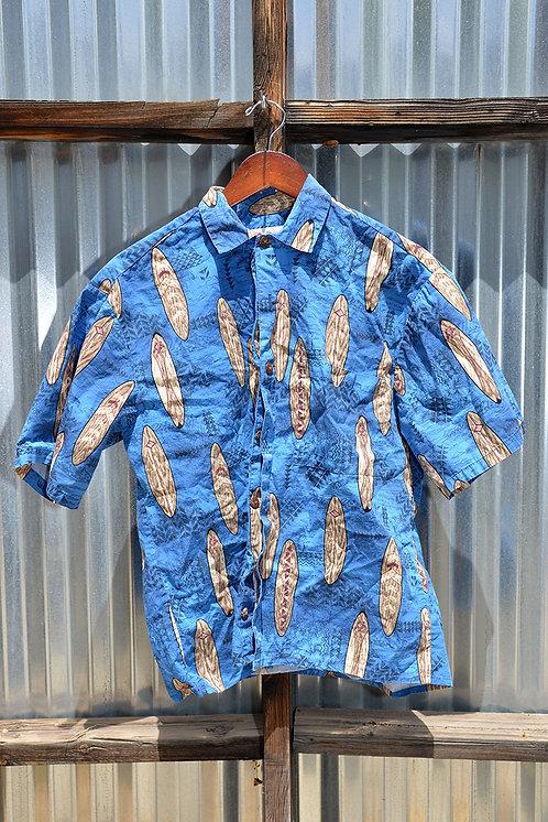 Kilo Hattie Hawaiian Shirt M