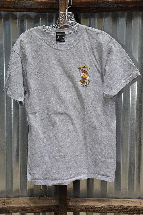 Kohala Diver Tee Shirt M