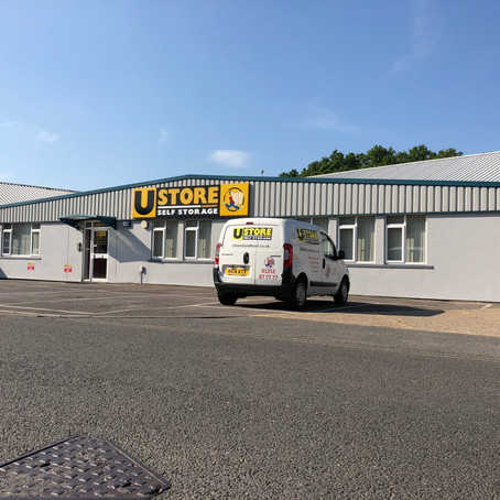 Offices To Let at UStore Sandhurst