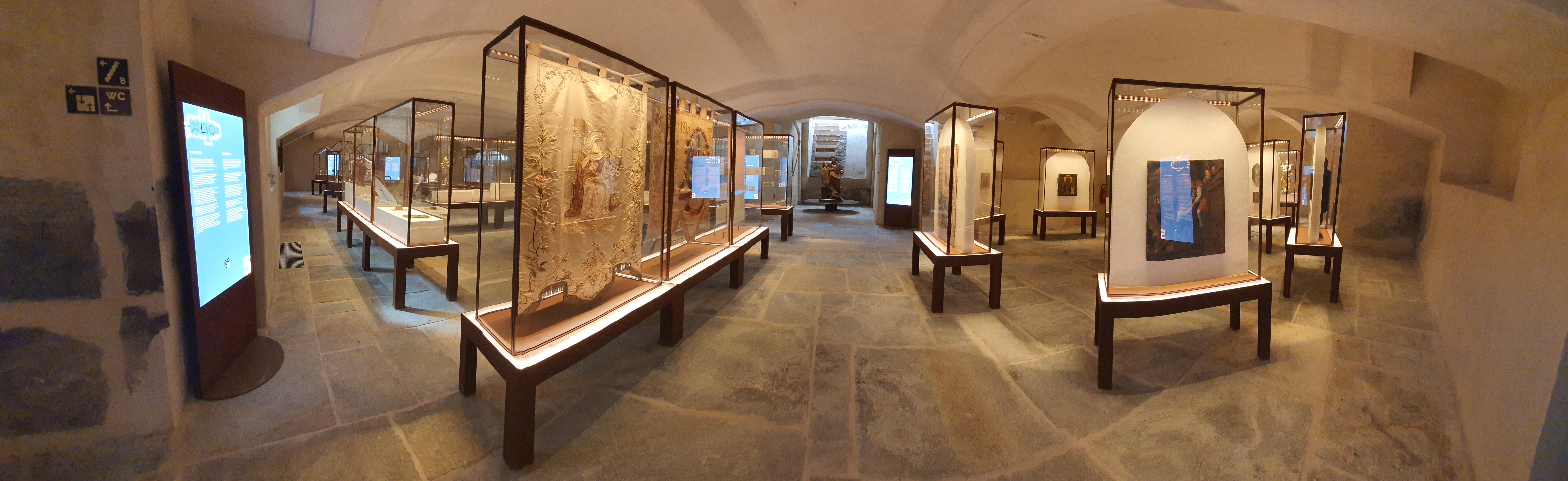 Internoi Museo Casa Don Bosco - Pavimentazione in Quadrettoni antichi.