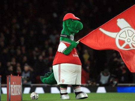 Gunnersaurus - the importance of cultural cornerstones and the core values that money can't buy.