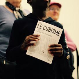 Exposition : Cubisme au Centre Pompidou