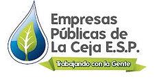 Logo Empresas Públicas de la Ceja