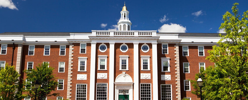 Study at Harvard as a foreign students
