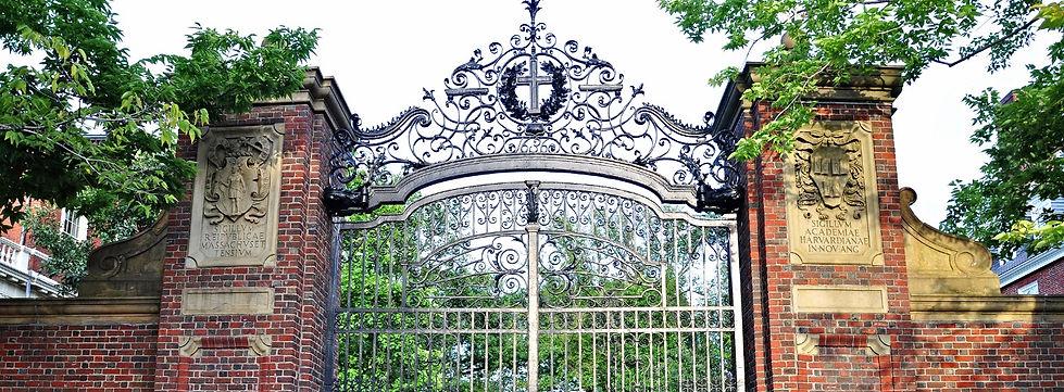 Harvard University Gate | Bolster USA