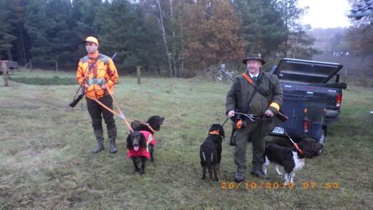 Polowanie Hubertowskie / Hubert's Hunting