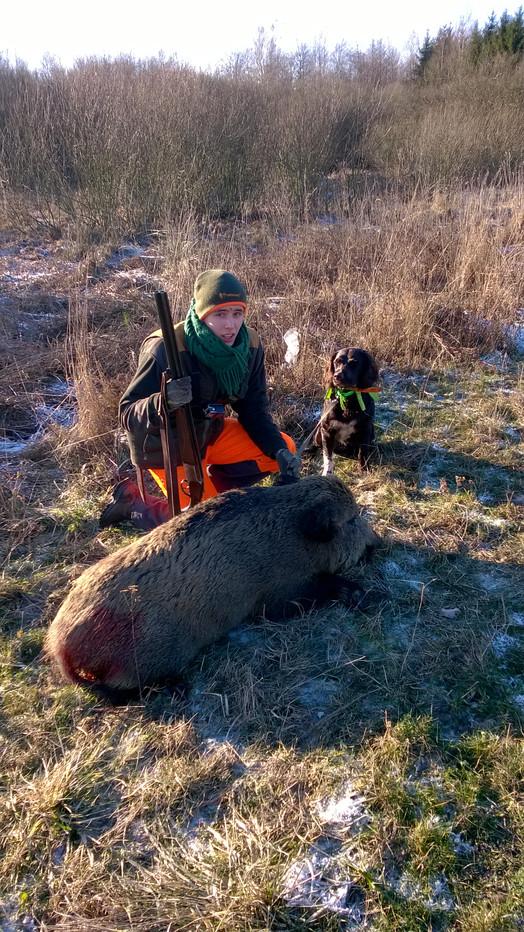 Noworoczne polowanie