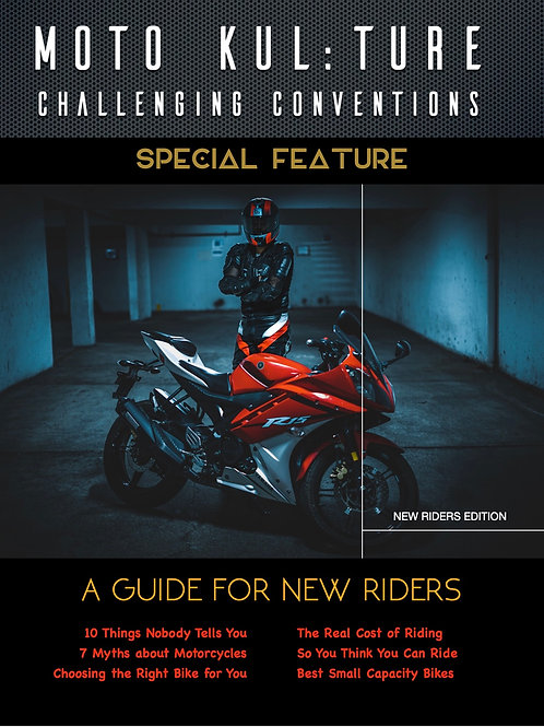 Guide for New Riders