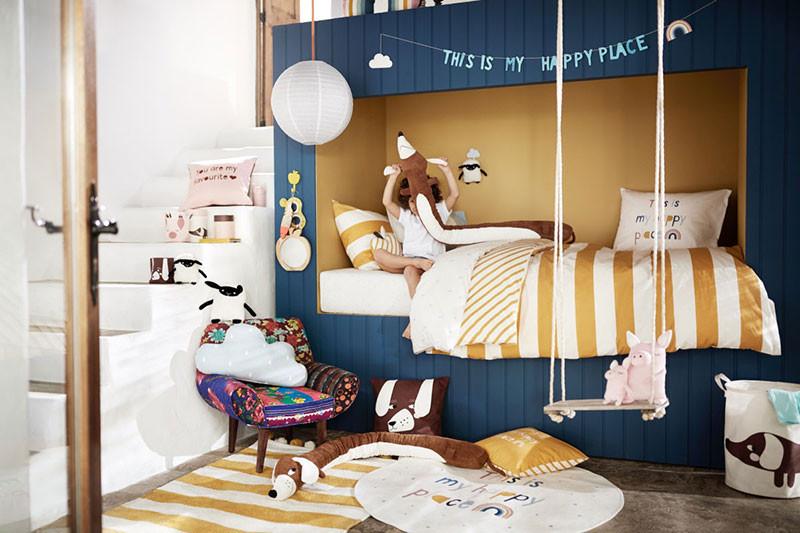 H&M home| kidsroom ideas | |блог senko architects| дизайн интерьера детской комнаты | дизайнер интерьера украина киев