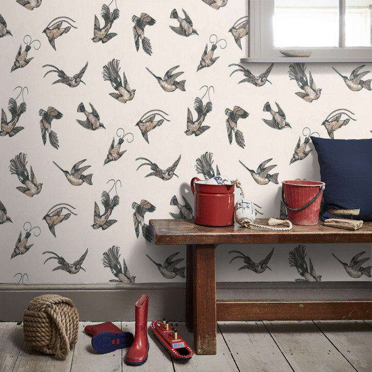 Hall wallpaper |Обои в  современном интерьере: клеить или не клеить? | обои прихожая | обои дизайн интерьера | дизайнер интерьера украина киев