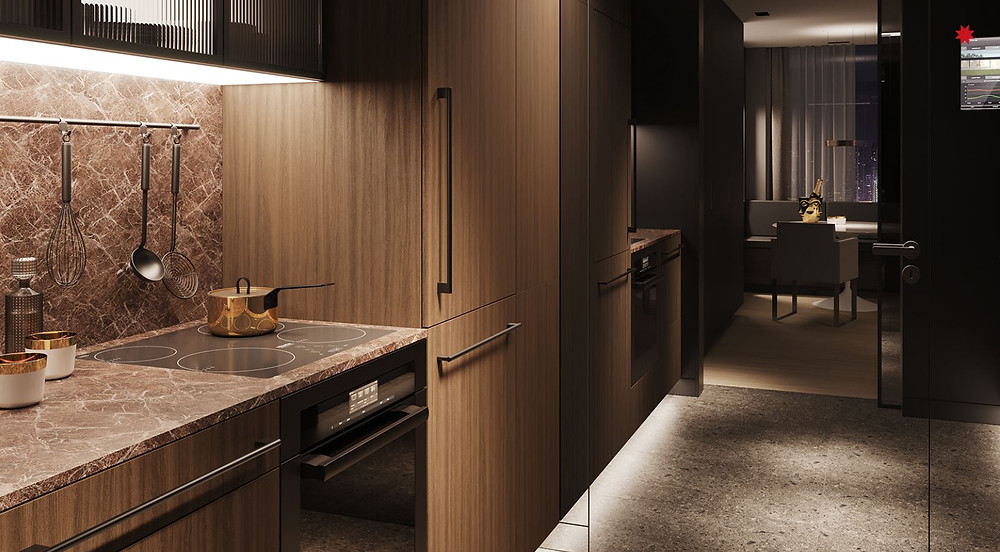 Sieger Design | ТОП 10  дизайн проектов квартир студий | блог SENKO architects | квартира студия | дизайн интерьера квартиры студии | смарт квартира интерьер | небольшая квартира дизайн | дизайн интерьера |минимализм | архитектурное бюро киев | квартира-студия