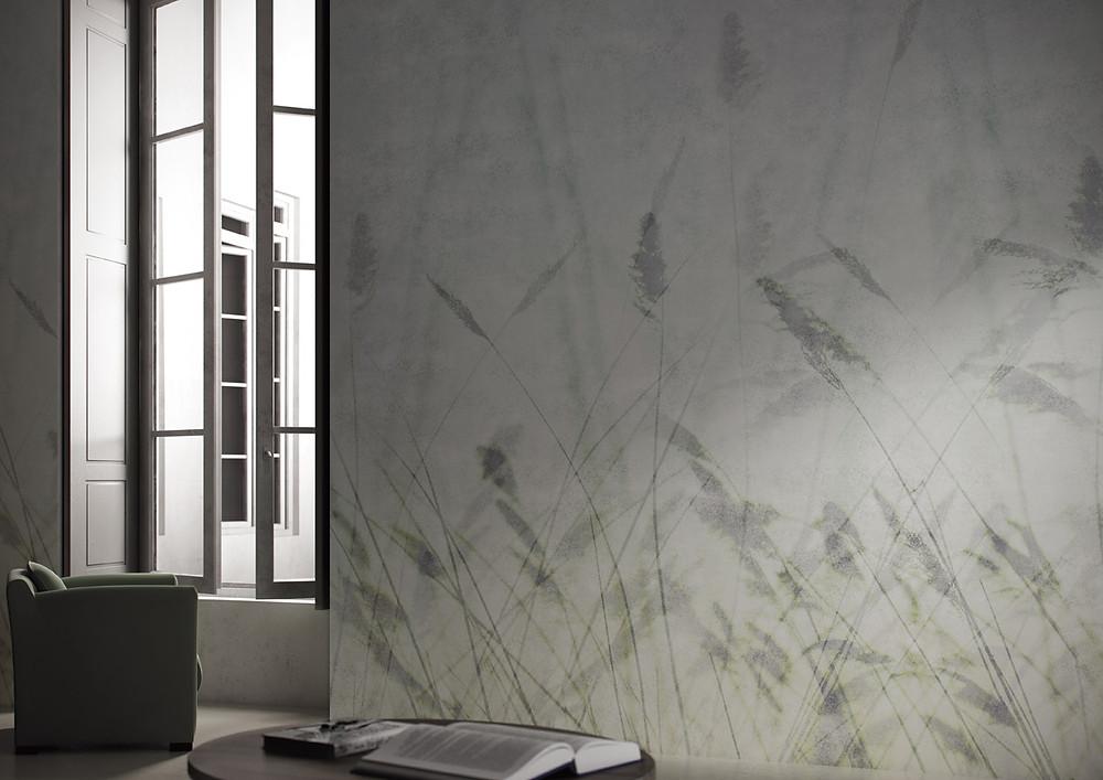 Glamora|Bedroom wallpaper |блог senko architects | Обои в  современном интерьере: клеить или не клеить? | обои в спальне | обои дизайн интерьера | дизайнер интерьера украина киев
