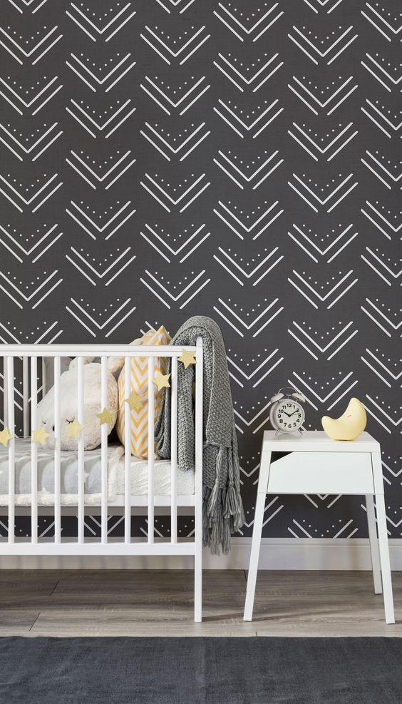 kidsroom wallpaper |блог senko architects | Обои в  современном интерьере: клеить или не клеить? | обои в детской | обои дизайн интерьера | дизайнер интерьера украина киев