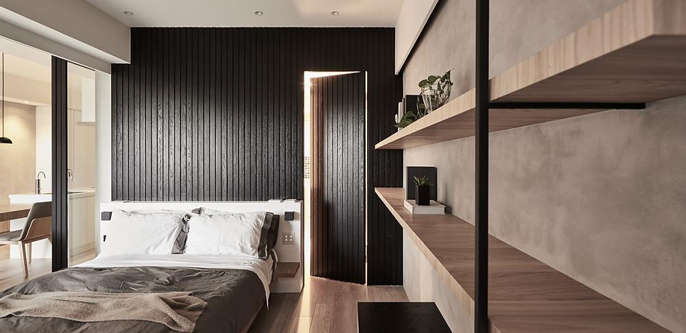 INDOT | ТОП 10  дизайн проектов квартир студий | блог SENKO architects | квартира студия | дизайн интерьера квартиры студии | смарт квартира интерьер | небольшая квартира дизайн | дизайн интерьера |минимализм | архитектурное бюро киев | квартира-студия