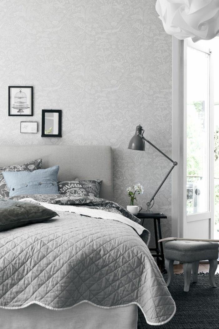 Bedroom wallpaper |блог senko architects | Обои в  современном интерьере: клеить или не клеить? | обои в спальне | обои дизайн интерьера | дизайнер интерьера украина киев