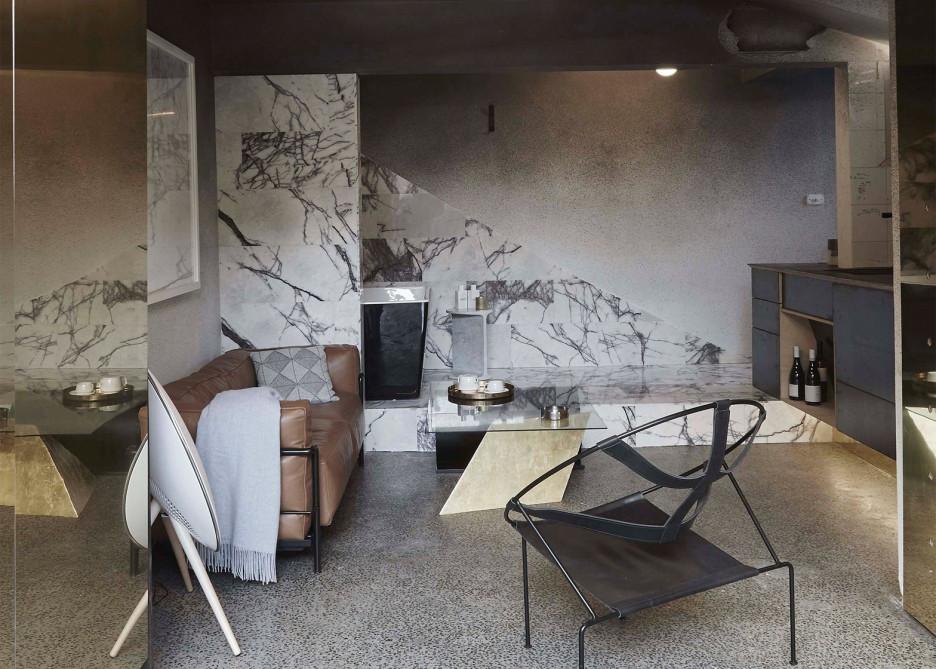 Edwards Moore | ТОП 10  дизайн проектов квартир студий | блог SENKO architects | квартира студия | дизайн интерьера квартиры студии | смарт квартира интерьер | небольшая квартира дизайн | дизайн интерьера |минимализм | архитектурное бюро киев | квартира-студия