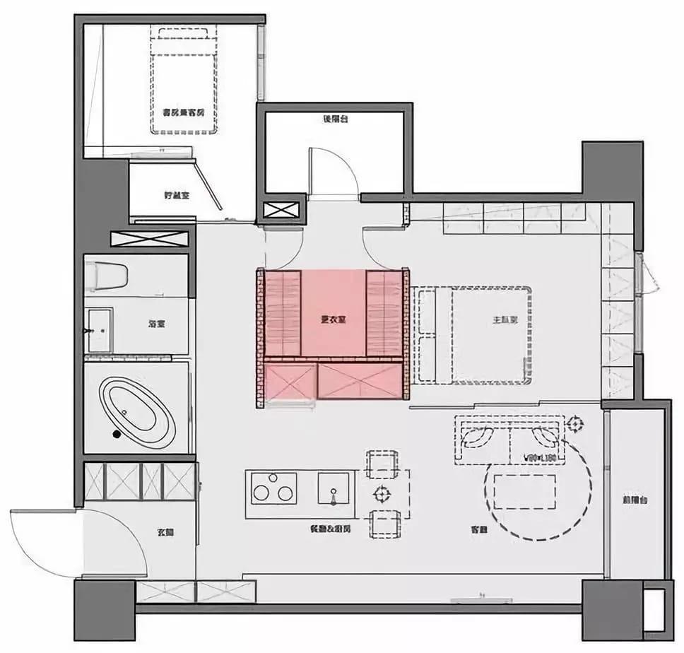 INDOT | ТОП 10  дизайн проектов квартир студий | блог SENKO architects | квартира студия | дизайн интерьера квартиры студии | смарт квартира интерьер | небольшая квартира дизайн | дизайн интерьера |минимализм | архитектурное бюро киев
