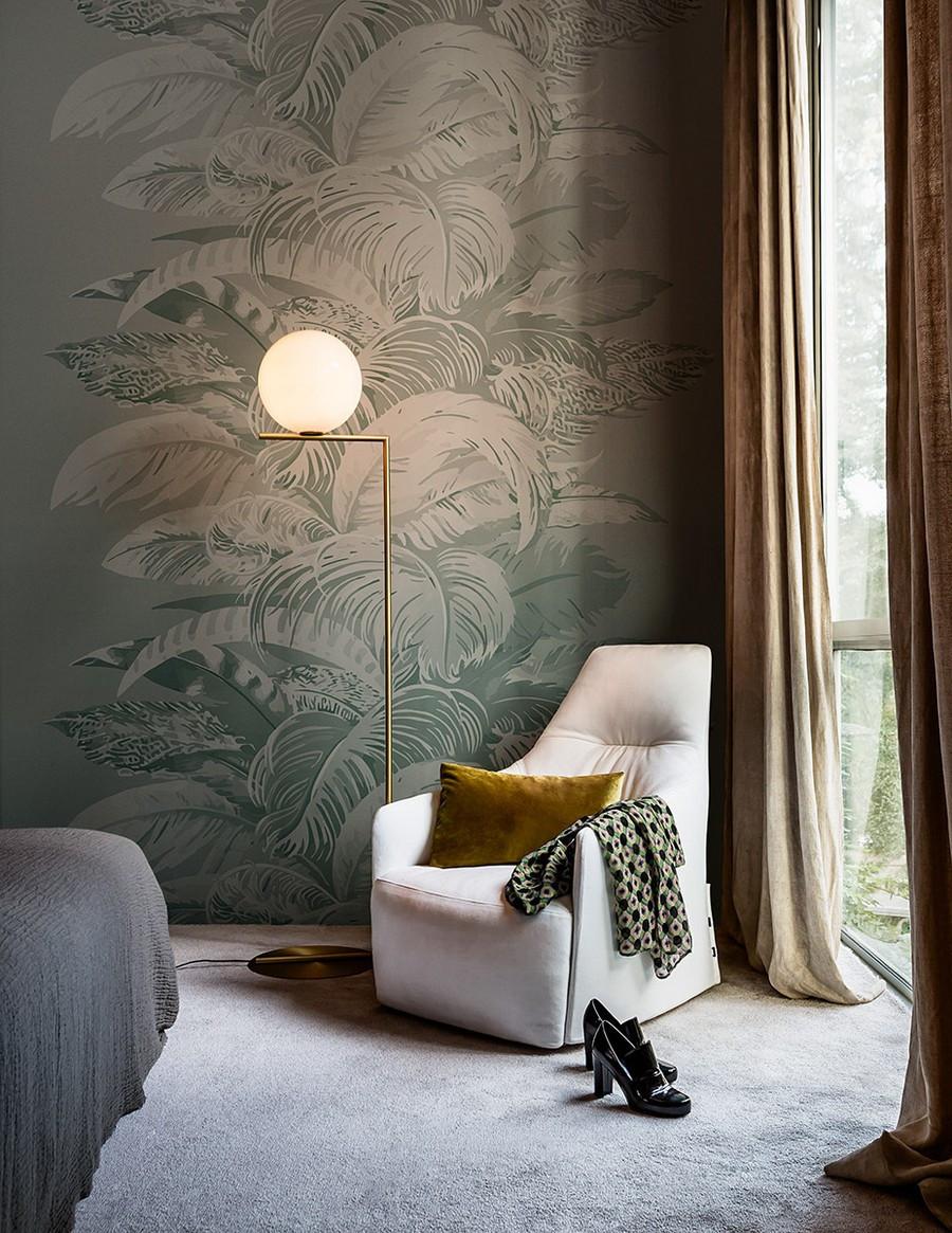 Wall&Deco|Bedroom wallpaper |блог senko architects | Обои в  современном интерьере: клеить или не клеить? | обои в спальне | обои дизайн интерьера | дизайнер интерьера украина киев