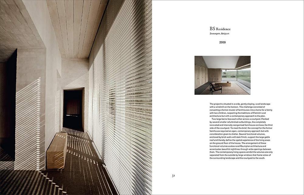 Vincent Van Duysen: Works 2009-2018   блог Senko architects