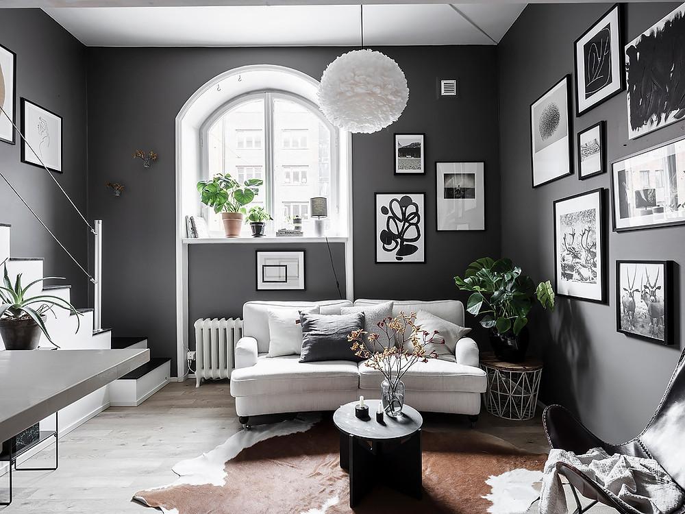 Scandi noir:  современный скандинавский интерьер в темных тонах /  блог senko architects /скандинавский стиль в интерьере / дизайн студия украина/ дизайн бюро киев /scandinavian interior