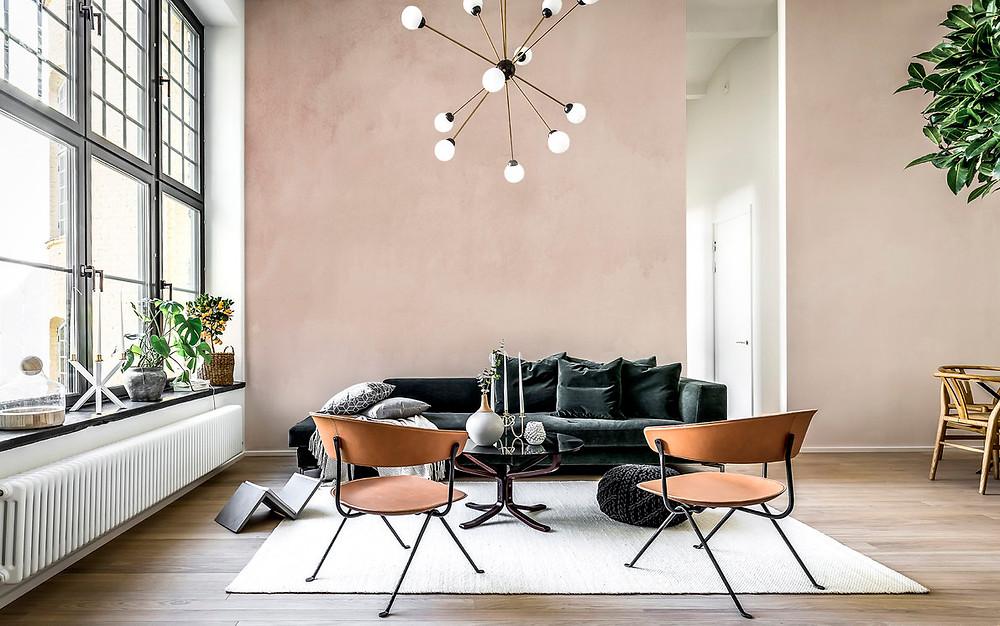 Photowall| Living room wallpaper |блог senko architects | Обои в  современном интерьере: клеить или не клеить? | обои в гостиной | обои дизайн интерьера | дизайнер интерьера украина киев