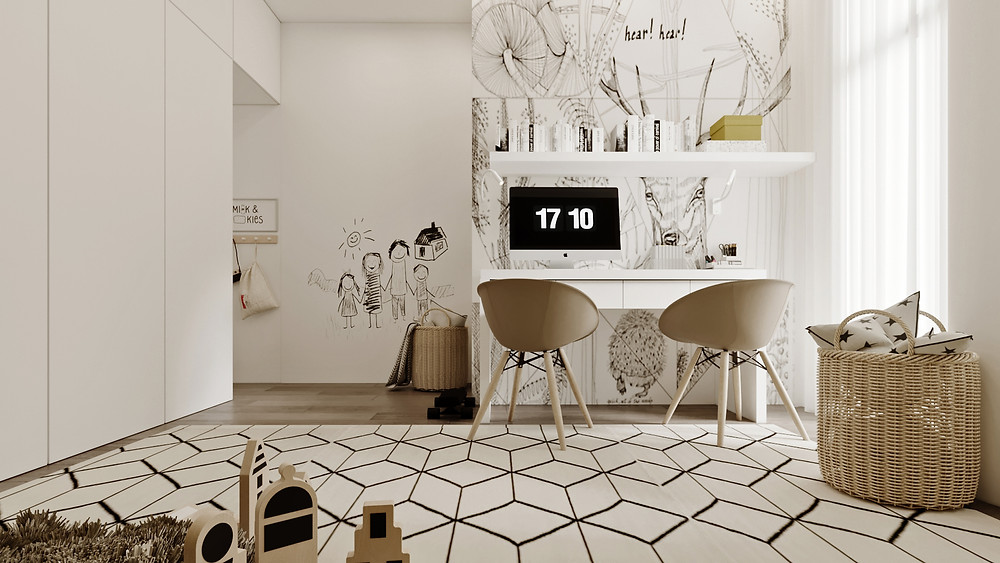 SENKO architects |  Ковры в современном интерьере: 10 идей для оформления|блог senko architects| дизайн интерьера детской комнаты | дизайнер интерьера украина киев  | scandinavian carpet | скандинавский интерьер | дизайн детской комнаты