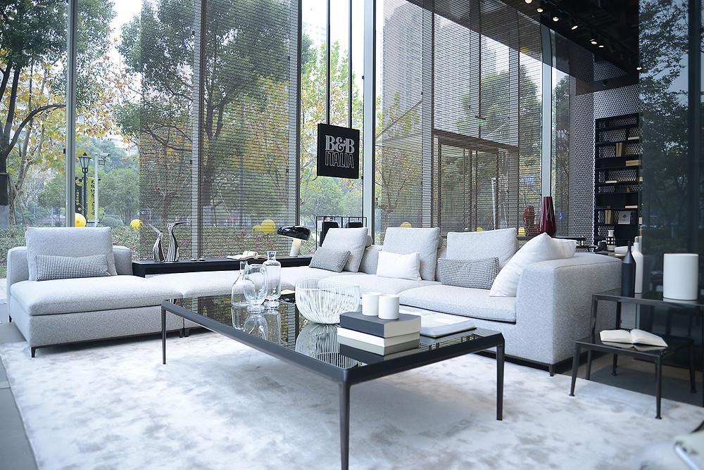 B&B Italia |  серый цвет в интерьере. блог об архитектуре и дизайне. Senko architects | blog |дизайн интерьера украина |дизайнер  интерьера украина | скандинавский стиль в интерьере | интерьер в скандинавском стиле | интерьер гостиной | современный дизайн
