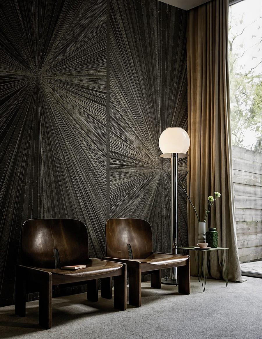 Wall&Deco|Living room  wallpaper |блог senko architects | Обои в  современном интерьере: клеить или не клеить? | обои в гостиной | обои дизайн интерьера | дизайнер интерьера украина киев