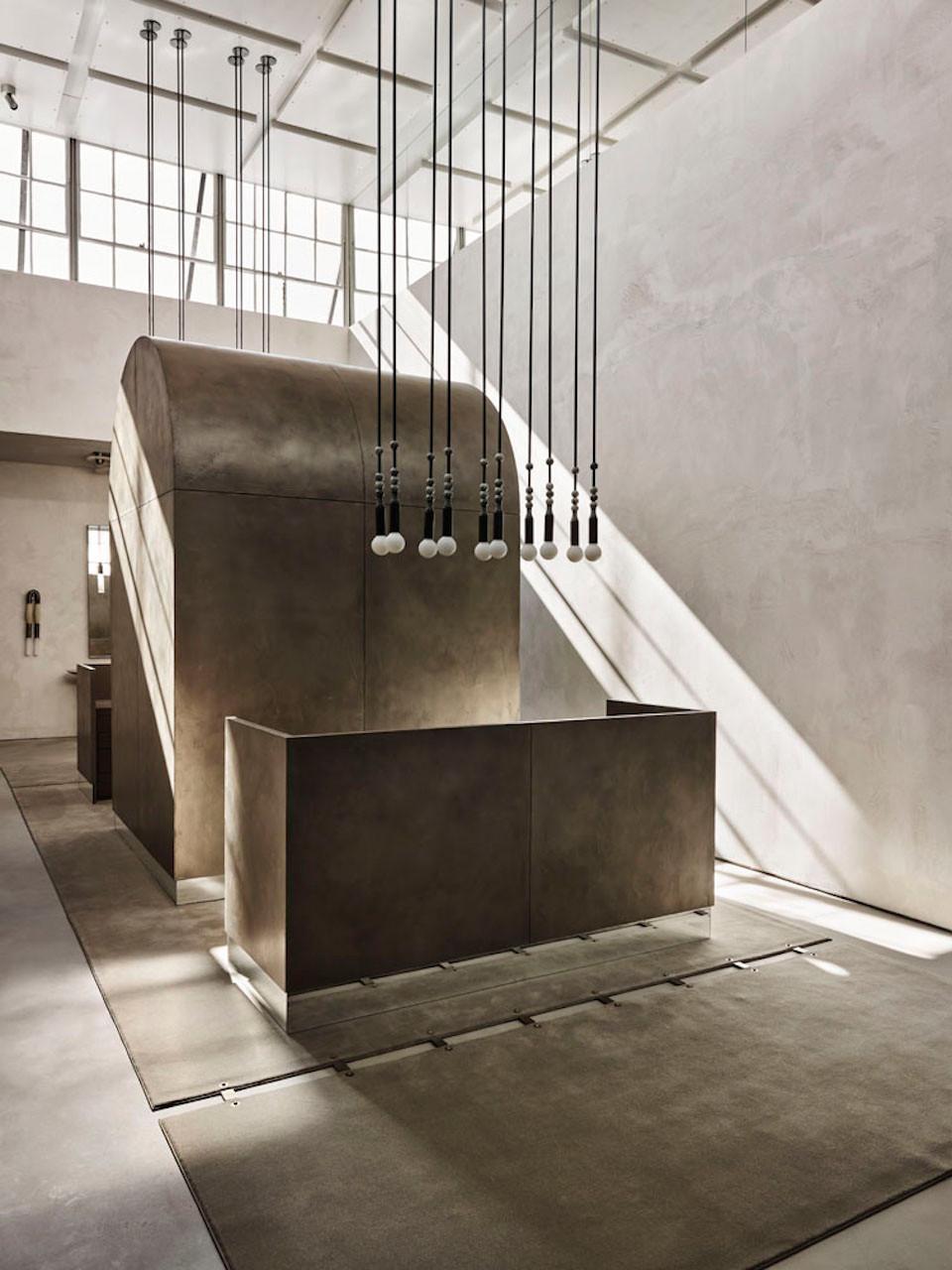 Apparatus | Шоурум Apparatus открывает свои двери в Лос-Анджелесе |  блог SENKO architects | современный дизайн интерьера | современная архитектура | минимализм