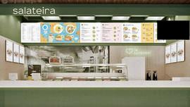 Salateira interior design Sky mall