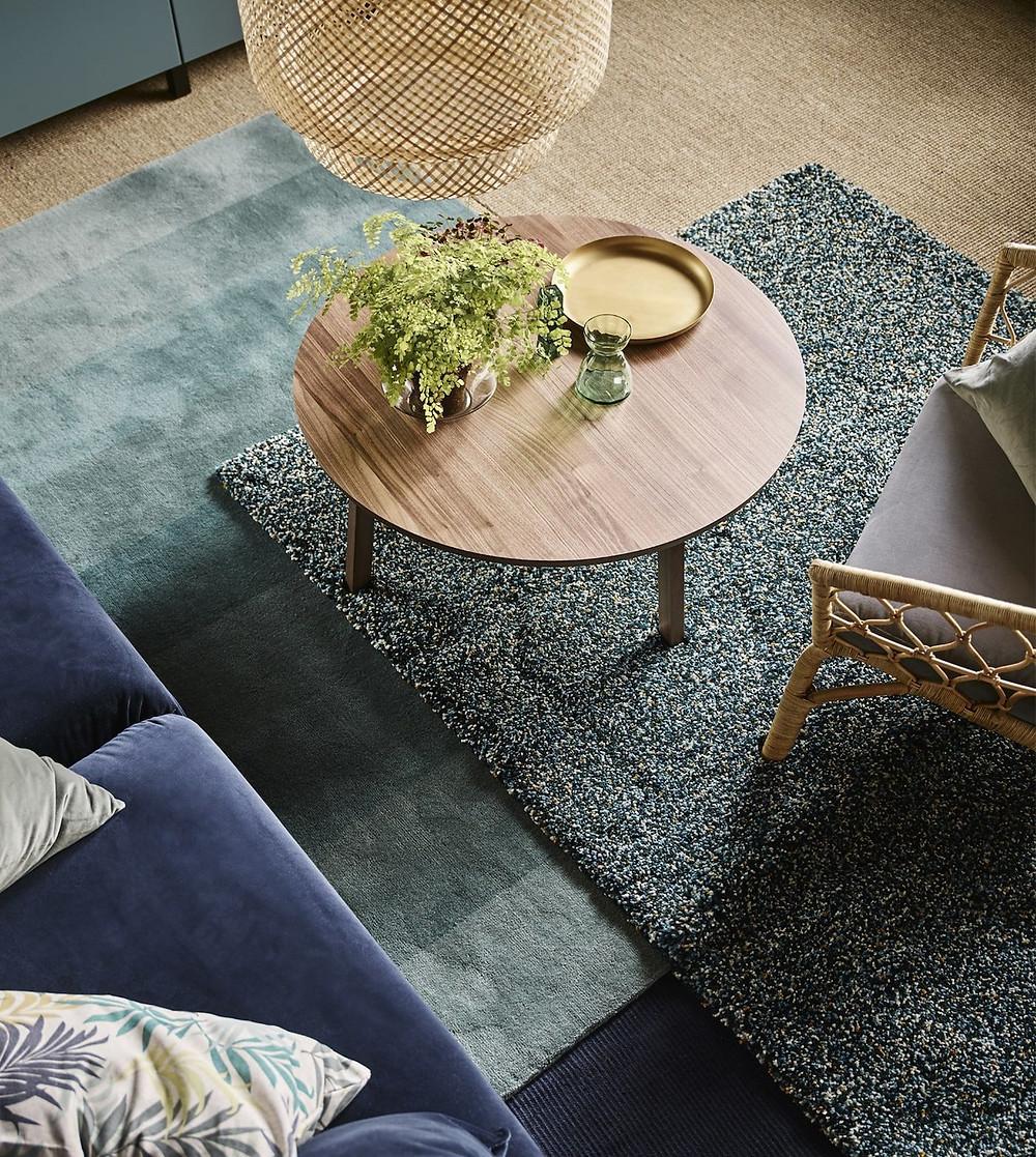 IKEA |  Ковры в современном интерьере: 10 идей для оформления|блог senko architects| дизайн интерьера детской комнаты | дизайнер интерьера украина киев  | scandinavian carpet | скандинавский интерьер