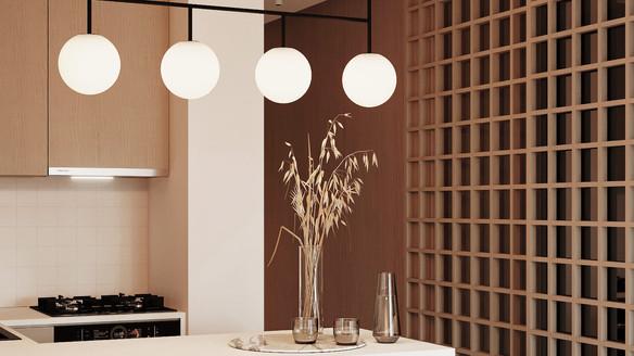 Small  apartament interior design