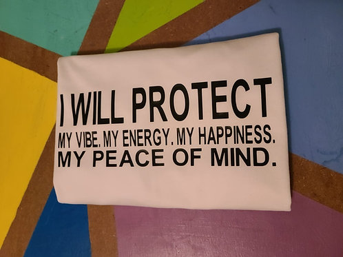 I Will Protect...