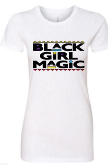 Black Girl Magic - Martin Theme