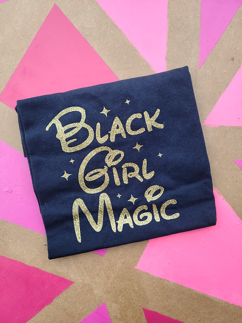 Black Girl Magic-Disney Inspired