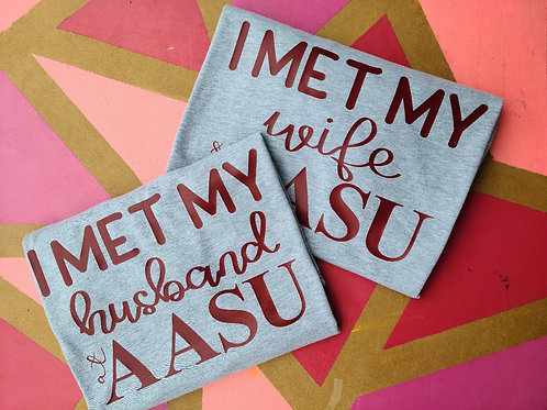 I Met My...