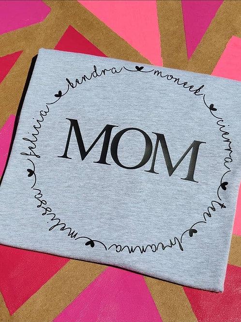 MOM (names in circle)