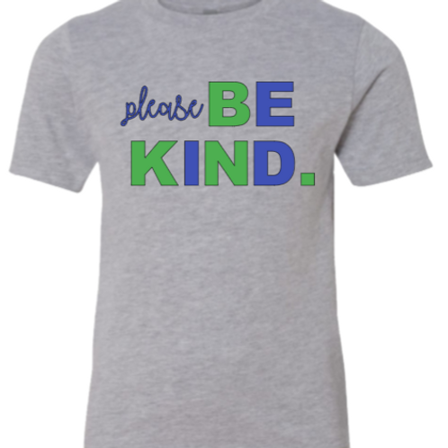 Please Be Kind