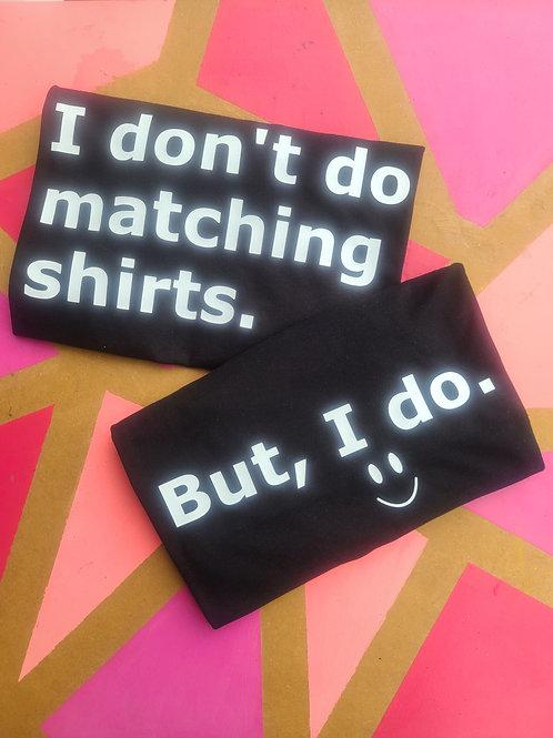 Matching Shirts