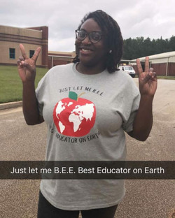 tees for educators